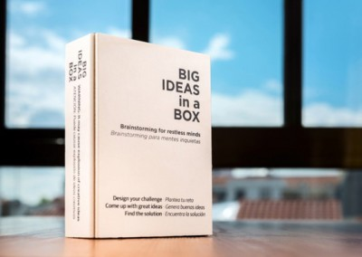 BIG IDEAS in a BOX la caja mágica