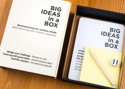 BIG IDEAS in a BOX sencillo